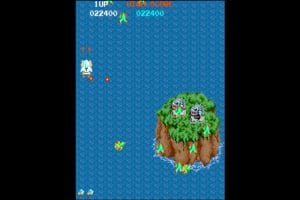Arcade Archives Heroic Episode Screenshot