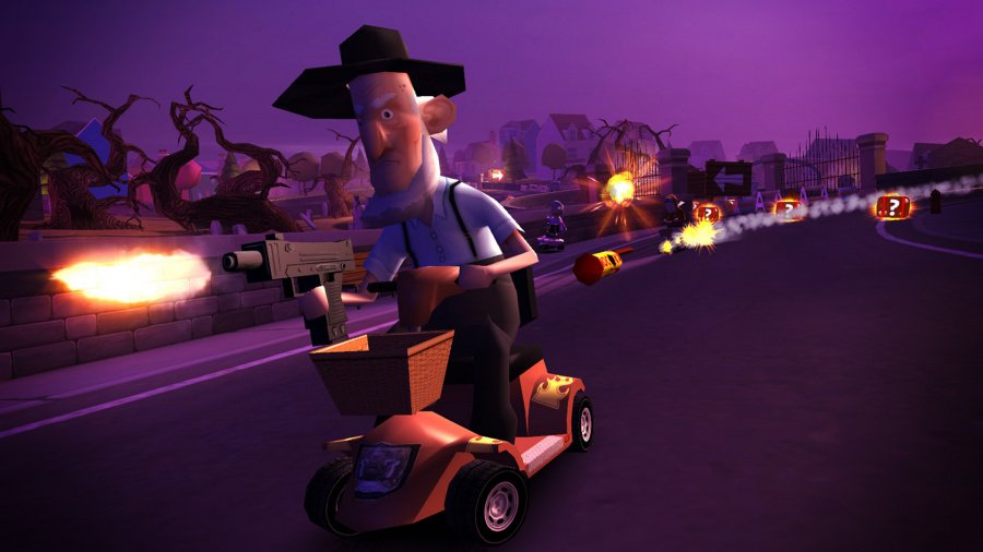 Coffin Dodgers Review - Screenshot 1 of 4