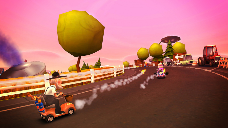 Coffin Dodgers Review - Screenshot 2 of 4
