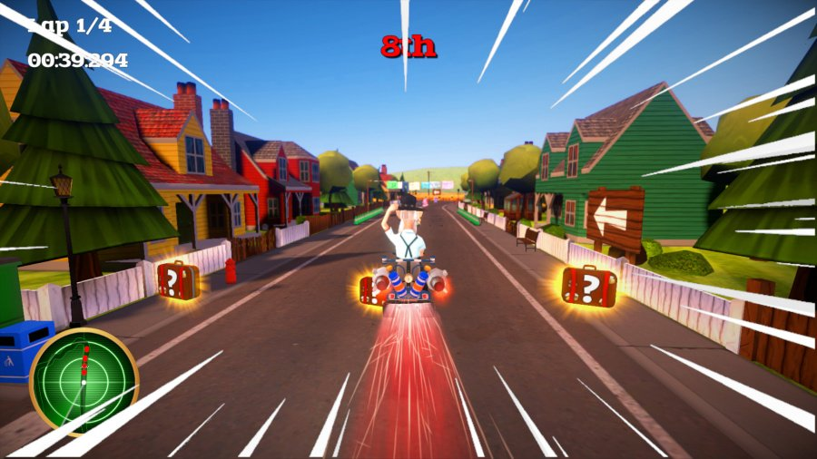 Coffin Dodgers Review - Screenshot 3 of 4