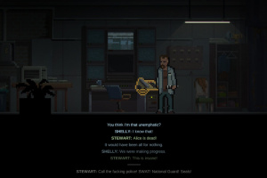 The Long Reach Screenshot