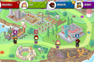 Scribblenauts: Showdown Screenshot