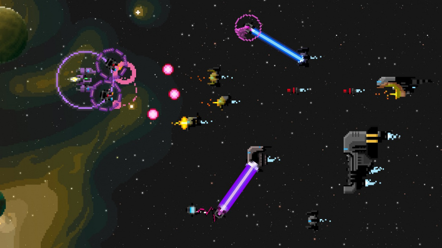 Steredenn: Binary Stars Review - Screenshot 1 of 6