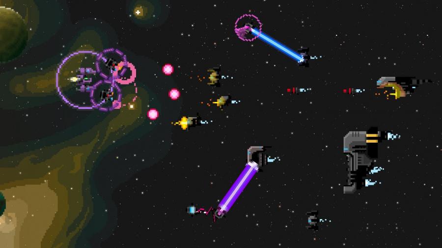 Steredenn: Binary Stars Review - Screenshot 1 of 5