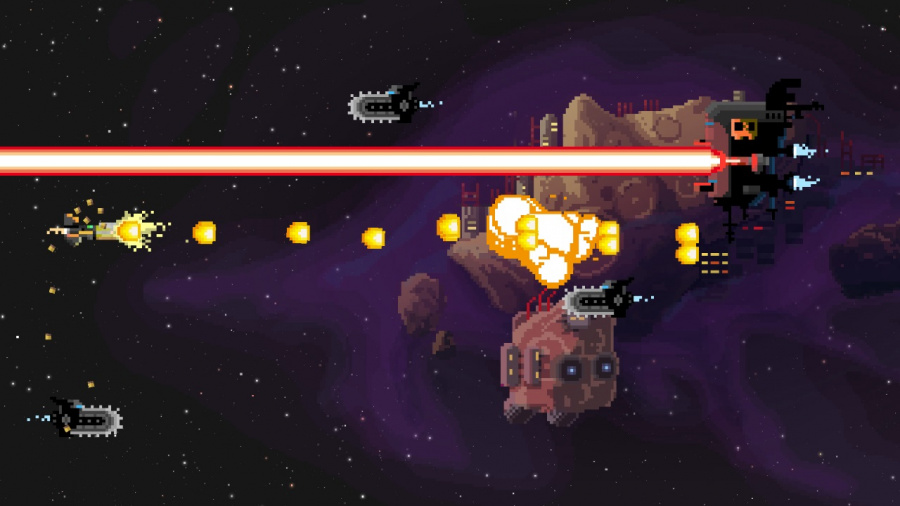Steredenn: Binary Stars Review - Screenshot 1 of 5