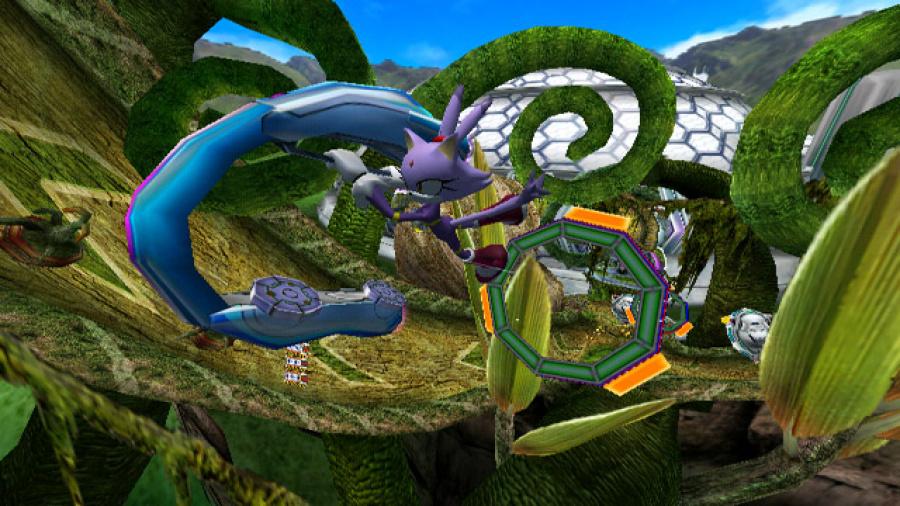 Sonic Riders: Zero Gravity Review - Screenshot 3 of 5