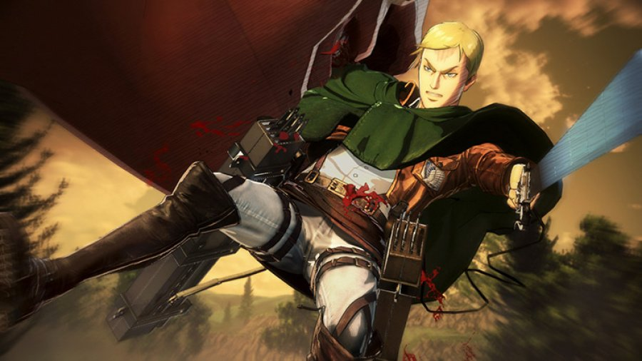 Attack On Titan 2 Review - Screenshot 3 of 5