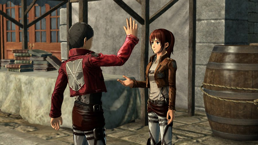 Attack On Titan 2 Review - Screenshot 2 of 5