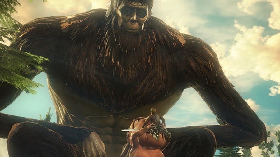 Attack On Titan 2 Review - Screenshot 1 of 4