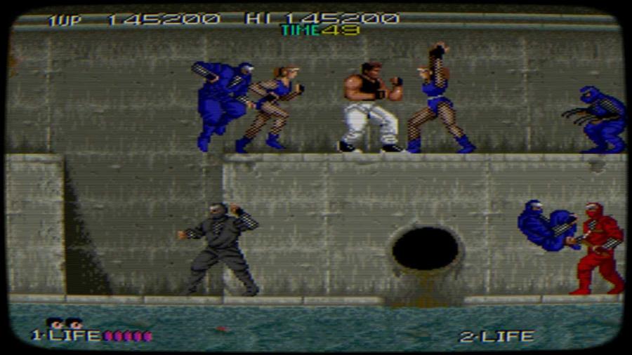 Johnny Turbo's Arcade: Bad Dudes Review - Screenshot 4 of 4