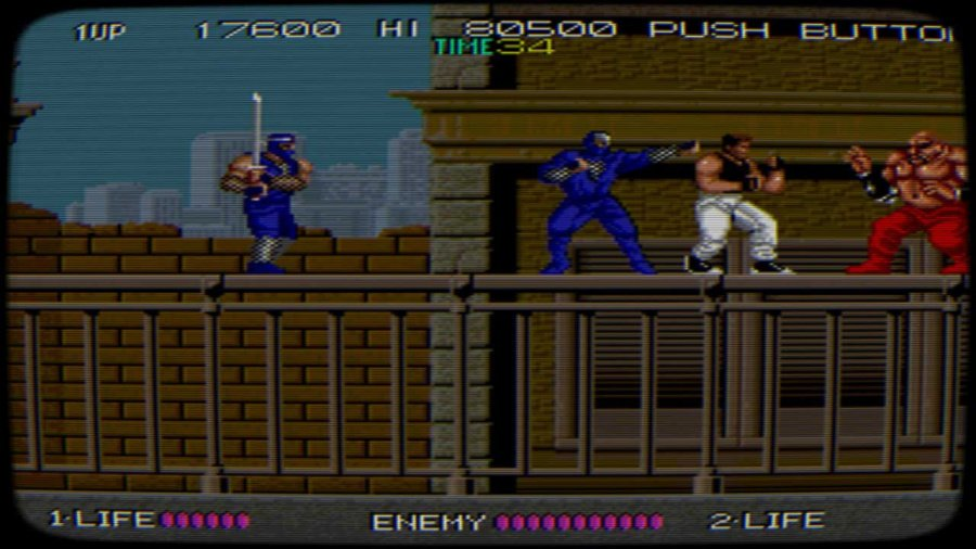 Johnny Turbo's Arcade: Bad Dudes Review - Screenshot 2 of 5