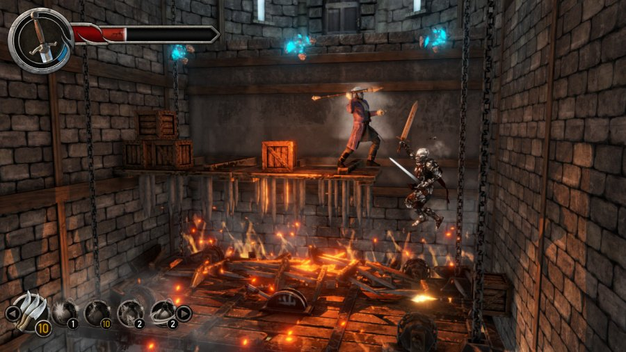 Castle of Heart Review - Screenshot 1 of 4