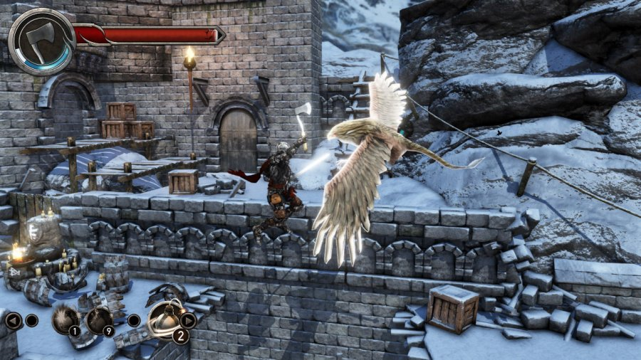 Castle of Heart Review - Screenshot 2 of 4