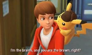 Detective Pikachu Review - Screenshot 3 of 6