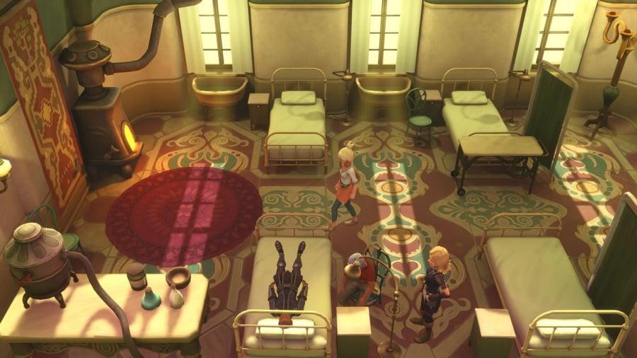 Earthlock Review - Screenshot 4 of 7