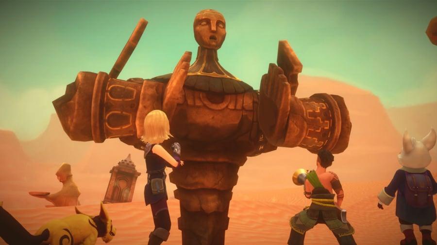 Earthlock Review - Screenshot 3 of 7