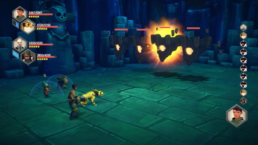 Earthlock Review - Screenshot 1 of 6