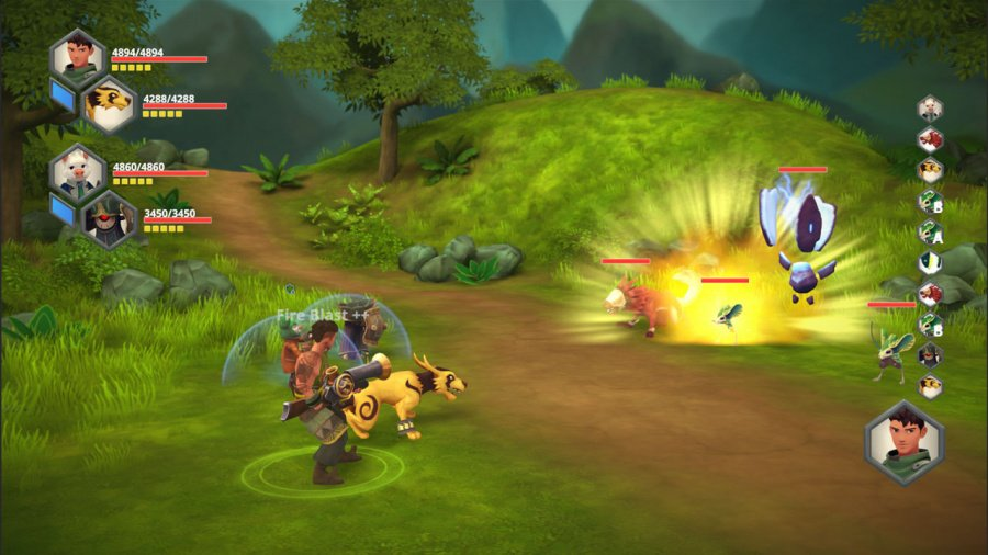 Earthlock Review - Screenshot 1 of 7