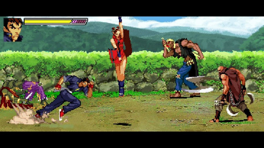 Gekido Kintaro's Revenge Review - Screenshot 3 of 4
