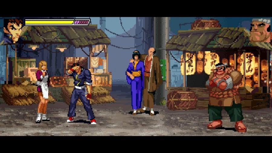 Gekido Kintaro's Revenge Review - Screenshot 1 of 4