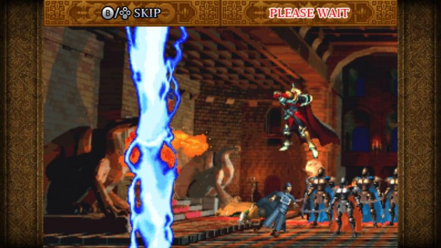 SOL DIVIDE -Sword Of Darkness- Review - Screenshot 1 of 3