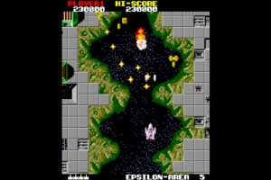 Arcade Archives Star Force Screenshot