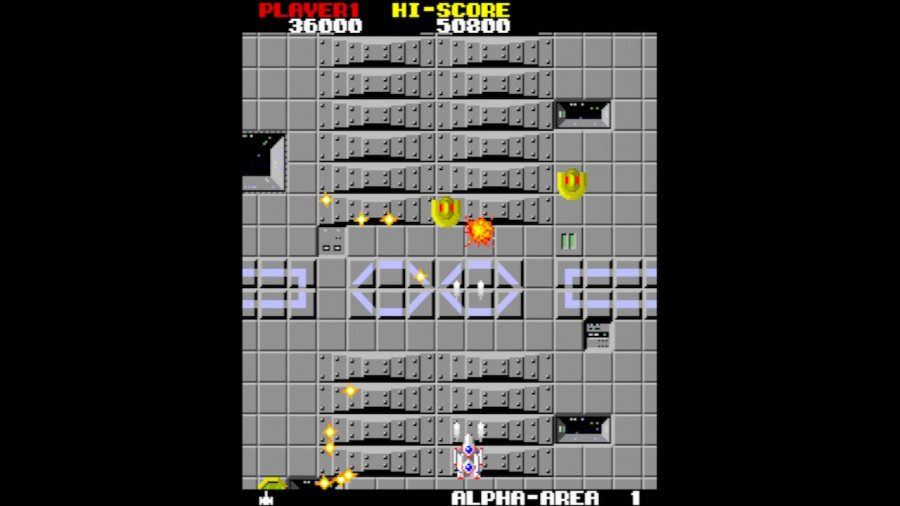 Arcade Archives Star Force Review - Screenshot 3 of 3