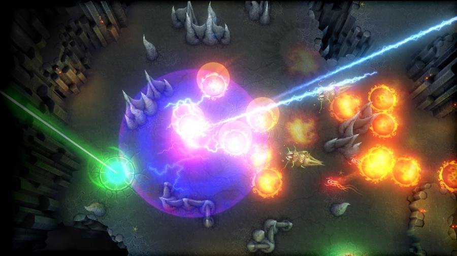 Tesla vs Lovecraft Review - Screenshot 1 of 4