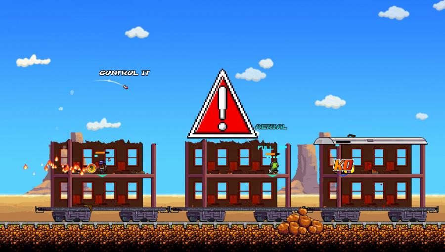 Super Rocket Shootout Review - Screenshot 2 of 2