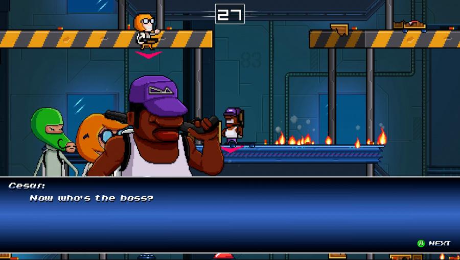 Super Rocket Shootout Review - Screenshot 1 of 2