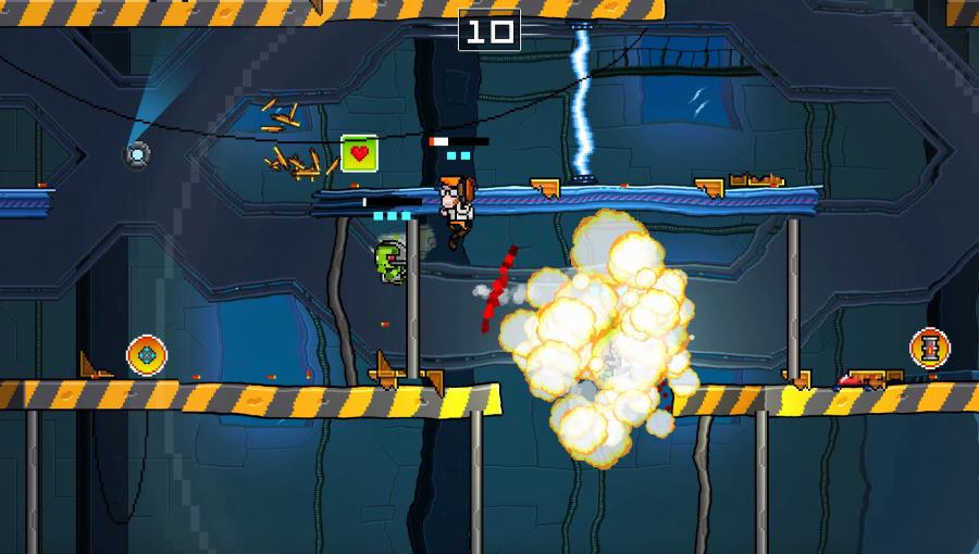 Super Rocket Shootout Review - Screenshot 3 of 3