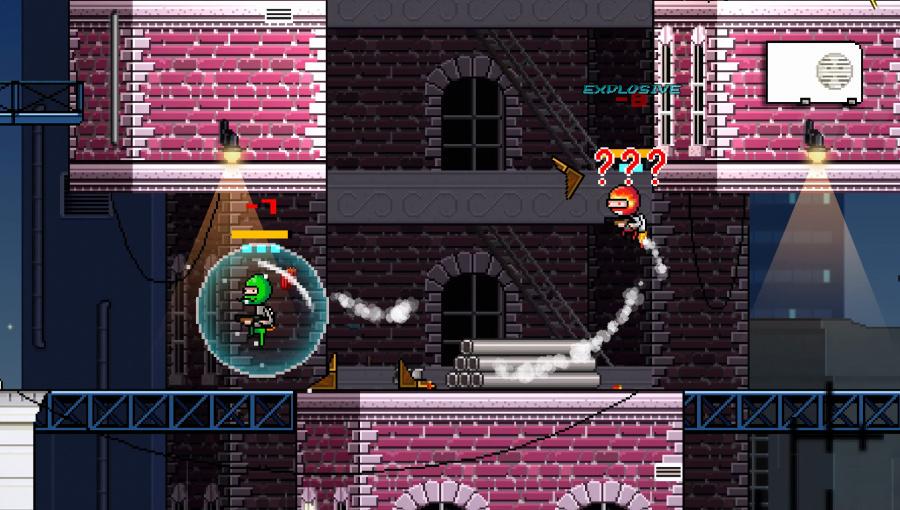 Super Rocket Shootout Review - Screenshot 2 of 3