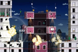 Super Rocket Shootout Screenshot