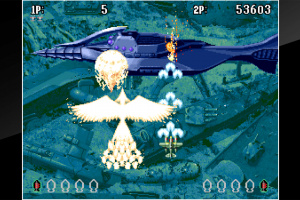 Aero Fighters 3 Screenshot