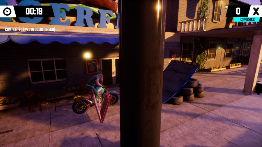 Urban Trial Playground Review - Screenshot 2 of 3