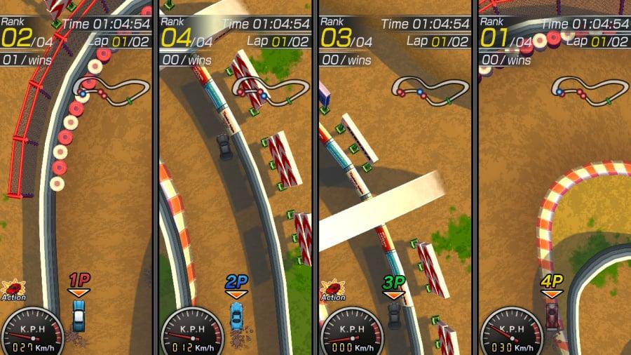 Gotcha Racing 2nd Review - Screenshot 1 of 3