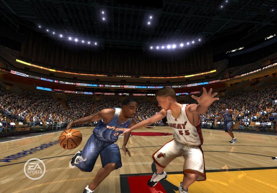 NBA Live 08 Review - Screenshot 2 of 4