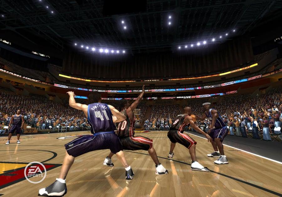 NBA Live 08 Review - Screenshot 4 of 4