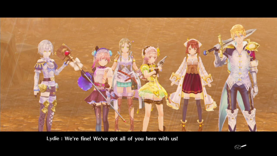 Atelier Lydie & Suelle: The Alchemists and the Mysterious Paintings Review - Screenshot 3 of 4