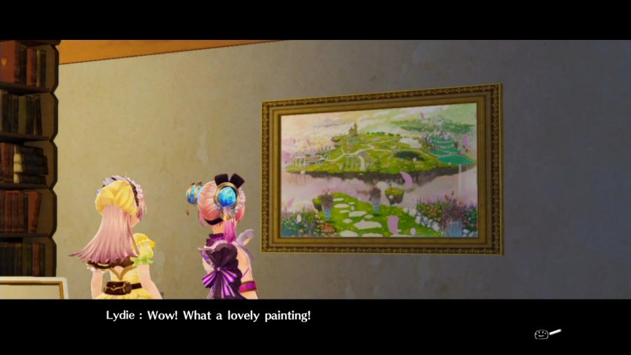 Atelier Lydie & Suelle: The Alchemists and the Mysterious Paintings Review - Screenshot 2 of 4