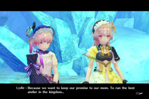 Atelier Lydie & Suelle: The Alchemists and the Mysterious Paintings Screenshot