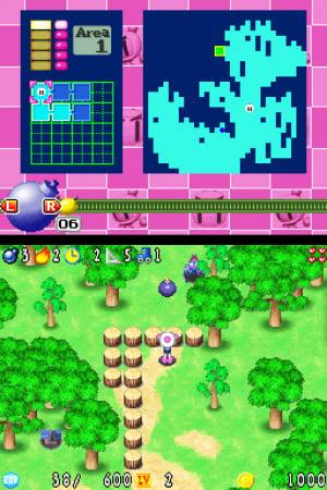 Bomberman Story DS Review - Screenshot 1 of 3