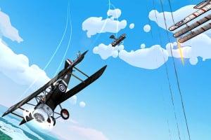 Skies Of Fury DX Screenshot