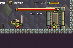 Devious Dungeon Screenshot