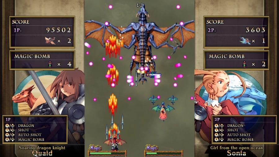 Dragon Blaze Review - Screenshot 2 of 4