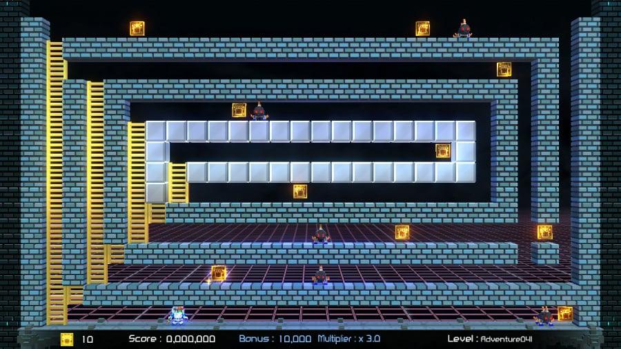 Lode Runner Legacy Review - Screenshot 1 of 4