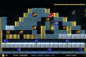 Lode Runner Legacy Screenshot