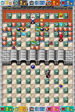 Bomberman Story DS Screenshot