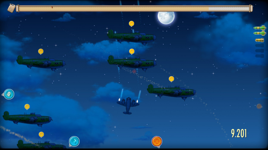 Rogue Aces Review - Screenshot 4 of 5