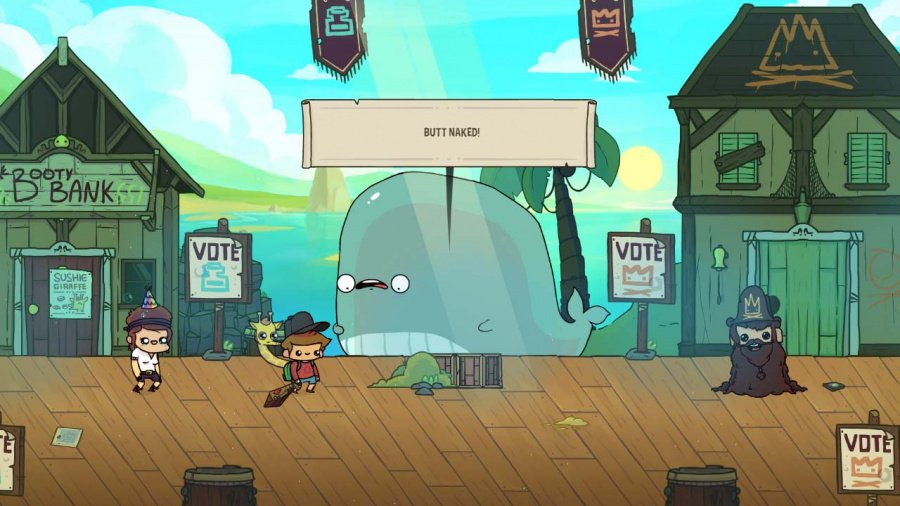 The Adventure Pals Review - Screenshot 4 of 5